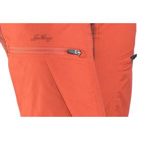 Lundhags Makke Pants Men Regular Red/Dark Red